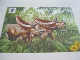 Guyana-Dinosaurs-Prehisto Ric - Prehistorics