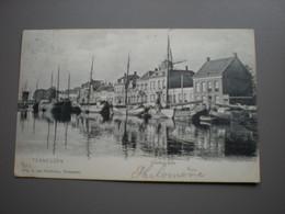 TERNEUZEN 1905 - HEERENGRACHT - UITG. A. VAN OVERBEEKE (3) - Terneuzen