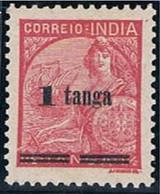 India, 1942, # 363, MH - Inde Portugaise