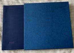 Album Lidner - 50 Pochettes (100 Feuilles) - 285x295mm - Album Per Fogli Interi