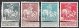 BELGIEN BELGIUM [1910] MiNr 0081 I Ex ( */mh ) [01] - 1910-1911 Caritas