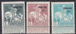 BELGIEN BELGIUM [1911] MiNr 0081 III Ex ( */mh ) [01] - 1910-1911 Caritas