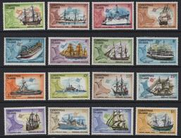 Christmas Island (01) 1972-82. 3 Different Sets. Mint. Hinged. - Christmas Island