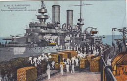 K.u.K. Kriegsmarine ,  S.M.S. Babenberg - Guerra