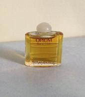 """Miniature """"OPIUM """" De YVES ST LAURENT  Eau De Toilette 7,5 Ml Sans Boite (71-Lo) - Miniatures Femmes (sans Boite)"""