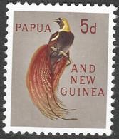 Papua New Guinea. 1963 Definitives. 5d MH. SG 42 - Papua-Neuguinea