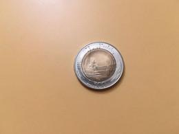MONETA COINS ITALIA ITALY REPUBBLICA ITALIANA 500 LIRE 1982 BIMETALLICA BUONA CONSERVAZIONE CIRCOLATA CIRCULATE - 500 Lire