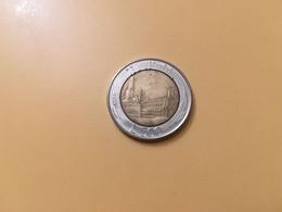 MONETA COINS ITALIA ITALY REPUBBLICA ITALIANA 500 LIRE 1985 BIMETALLICA BUONA CONSERVAZIONE CIRCOLATA CIRCULATE - 500 Lire