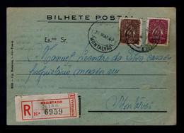 Portugal Montalvão City 25-05-1943 Sp7081 - 1910-... République