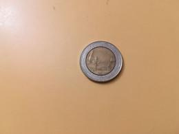 MONETA COINS ITALIA ITALY REPUBBLICA ITALIANA 500 LIRE 1987 BIMETALLICA BUONA CONSERVAZIONE CIRCOLATA CIRCULATE - 500 Lire