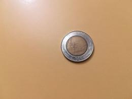 MONETA COINS ITALIA ITALY REPUBBLICA ITALIANA 500 LIRE 1992 BIMETALLICA BUONA CONSERVAZIONE CIRCOLATA CIRCULATE - 500 Lire