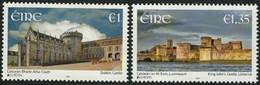 Ireland 2017 Europa CEPT, Architecture, Castles - 2017