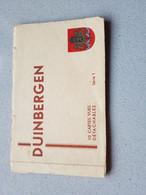Duinbergen  Carnet Avec 8 Cartes Postales - Zonder Classificatie