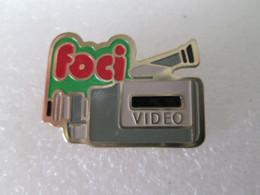 PIN'S   FOCI - Fotografia