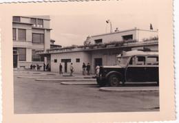 Vieux Bus - à Situer - Te Situeren - Photo 7 X 10 Cm - Automobile