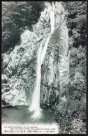OLD CPA * CPA JAPON KOBE THE NOTED WATERFALL OF THE NUNOBIKI AND THE FOAMS SPRING HIGH ABOUT 50 METRES - Kobe