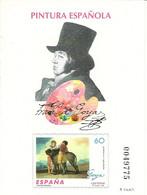 España Prueba Oficial  Edifil 60 Pintura Española  Francisco Goya  1996  NL651 - 1931-Hoy: 2ª República - ... Juan Carlos I
