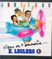 (jouets) Catalogue Noël 1988  LECLERC (CAT 2004) - Pubblicitari
