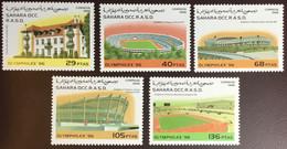 Sahara 1996 Olymphilex MNH - Timbres