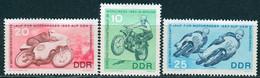 DDR - Mi 972 / 974 - ** Postfrisch (A) - Motorcross WM - Nuevos