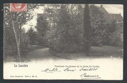 +++ CPA - LA LOUVIERE - Pensionnat Des Dames De La Croix - Jardin - Nels Série 4 N° 21  // - La Louvière