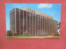 Ford Motor Company  - Michigan > Detroit  Ref  4384 - Detroit