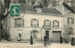 HAUTS DE SEINE  CHAVILLE  Vieille Maison Rendez Vous De Chasse - Chaville