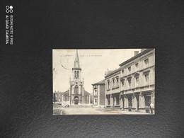 A 3249 - Ampsin église Et Avenue Centrale - Amay