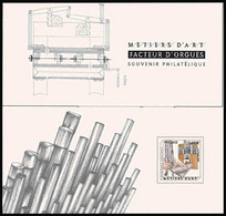 """France 2020 - Yv N° 164 ** - Souvenir Philatélique - Métiers D'Art """"Facteur D'orgues"""" (sous Blister) - Souvenir Blocks & Sheetlets"""