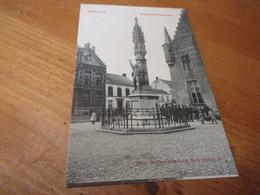 Herentals,Standbeeld (Boerenkrijg) Edit De Clerck De Cock - Herentals
