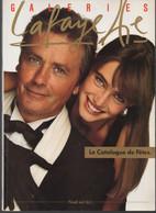 (cadeaux, étrennes...MAIS PAS DE JOUETS) Catalogue Noël 1989 GALERIES LAFAYETTE Alan Delon En Couverture  (CAT 2011) - Pubblicitari