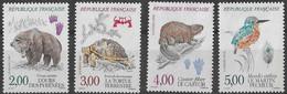 FRANCE N°2721 à 2724 ** 4 Valeurs Série Complète Neuve Sans Charnière Luxe MNH - France
