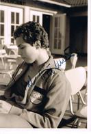 JEUX OLYMPIQUES - AUTOGRAPHE SUR PHOTO - ALLEMAGNE - BRUNNER - NATATION - - Autogramme