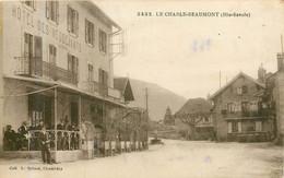 LE CHABLE BEAUMONT Hôtel Des Négociants - Sonstige Gemeinden