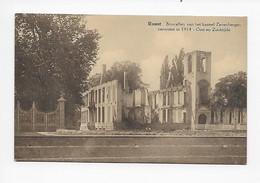 Ranst   Bouvallen Van Het Kasteel Zevenbergen  Verwoest In 1914 - Oost En Zuidzijde - Ranst
