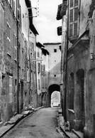 BARGEMON - Rue De La Prison Et Sa Tour De Garde - Bargemon