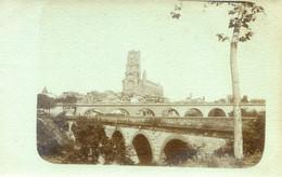 Carte Photo - Albi  Cathedrale Prise De Castelviel - Albi