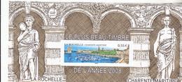 France Blocs Souvenirs  44 La Rochelle Sans Carton Hors Blister Neuf ** TB Mnh Sin Charnela Prix De La Poste 3 - Souvenir Blocks & Sheetlets