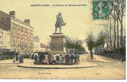 (01)     94   Choisy Le Roi        Statue De Rouget De L'isle - Choisy Le Roi