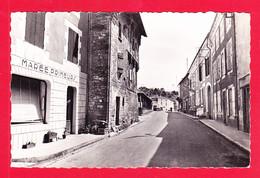 F-86-Charroux-02A111  La Rue De Rochemeaux, BE - Charroux