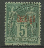 Dédéagh (1893) N 1  (o) - Usados