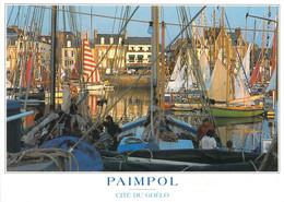 22 - Paimpol - Vieux Gréements Au Port - Paimpol
