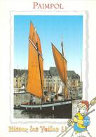 22 - Paimpol - La Solide élégance D'un Vieux Gréement Dans Le Port - Paimpol