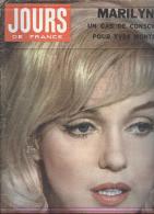 MARILYN MONROE....SU JOURS DE FRANCE..NEL 1960 - Kino