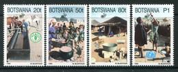Botswana 1995 50th Anniversary Of United Nations Set MNH (SG 805-808) - Botswana (1966-...)