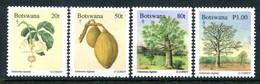 Botswana 1996 Christmas Set MNH (SG 838-841) - Botswana (1966-...)