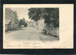 CPA - PORTBAIL - La Grande Rue  (dos Non Divisé) - Other Municipalities