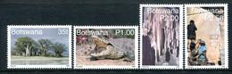 Botswana 1998 Tourism Set MNH (SG 881-884) - Botswana (1966-...)