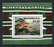 Botswana 1998 Weavers MS MNH (SG MS894) - Botswana (1966-...)