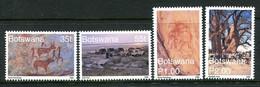 Botswana 1999 Tourism Set MNH (SG 899-902) - Botswana (1966-...)